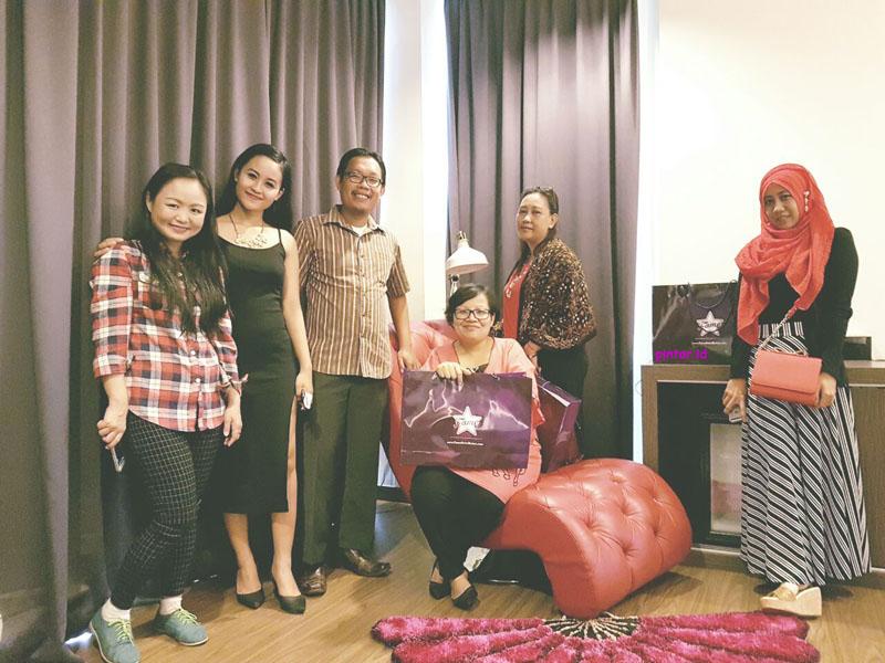 Fame Hotel Batam 10 Batuaji Keluarga Cemara