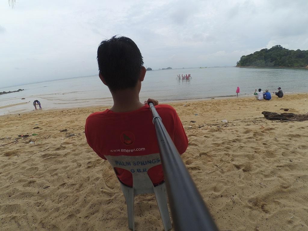 SeaForest dengan Aqua Adventure Track di Nusava Bay Batam